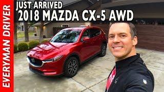 Download Lagu Just Arrived: 2018 Mazda CX-5 AWD on Everyman Driver Gratis STAFABAND