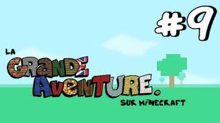 #9 La Grande Aventure sur Minecraft - L'HISTOIRE D'AMPHYSTON !