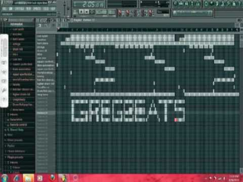 Kid Cudi Style Beat on FL Studio 9