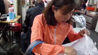80后穷游夫妻,骑行台湾,漫步台中,看看这了的市民生活怎么样?