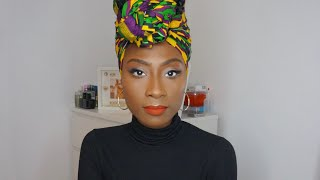 How To: Afrocentric Headtie