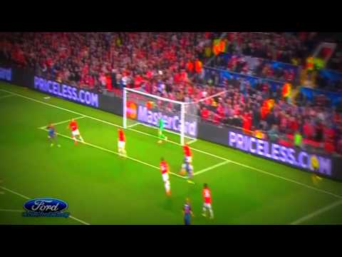 Man Utd vs Bayern Munich 1-1 all goals & highlights 01 04 2014