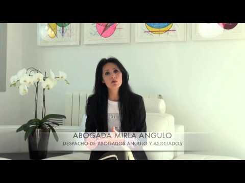 Abogada Mirla Angulo