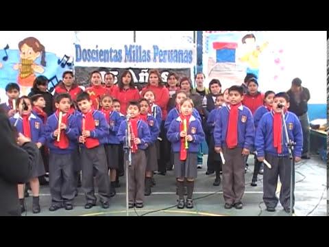 Presentacion canto-poesia 200 millas