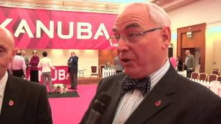 Eukanuba Champion Stakes Final 2016 Judge Interview - David Guy and Bill Browne-Cole