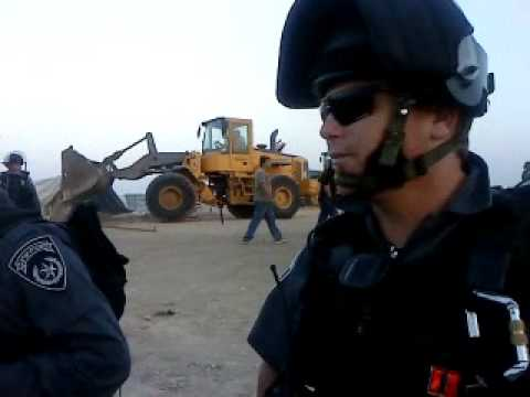 Ethnic cleansing in Israel: Bedouin village Al Araqib demolished for the 3rd time
