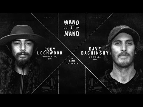 Mano A Mano 2017 - Round 2: Cody Lockwood vs. Dave Bachinsky