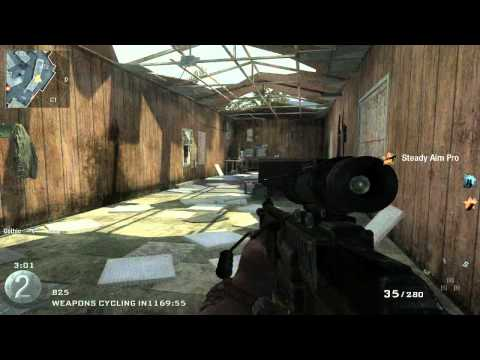 Gothic`s Black ops video Sharpshooter Wager Match.. have fun peeps