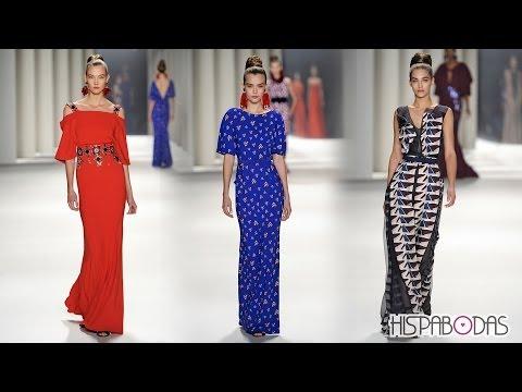 Vestidos de Fiesta 2015: El universo de Carolina Herrera