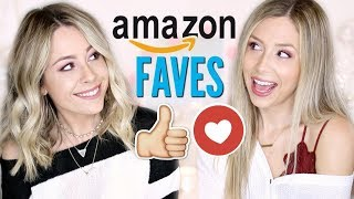 Amazon Favorites + Must Haves - Lifestyle, Beauty, Tech!