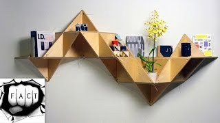 10 Cool & Unconventional Bookcase Designs
