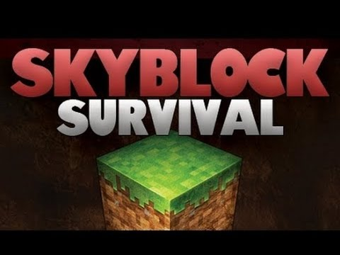 выживание двух друзей в minecraft 1.5.2 (skyblock) #2