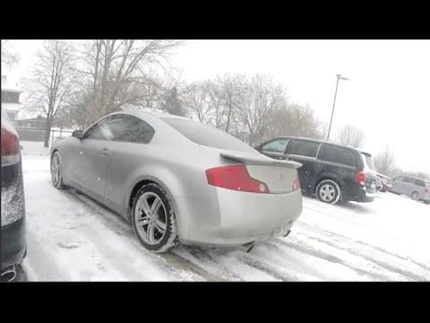 Car Vlog #11 Dying Light/Streaming/Lunch Break! -Infiniti G35