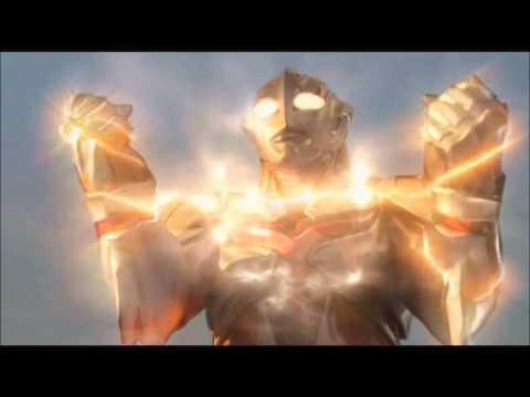 Ultraman The Next Theme Remix video