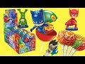 герои в масках 2 новая серия чупа чупс игрушки сюрпризы из конфет шар сюрприз кэтбой чупс mp3