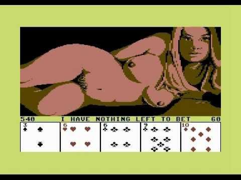video strip poker game Ahlen