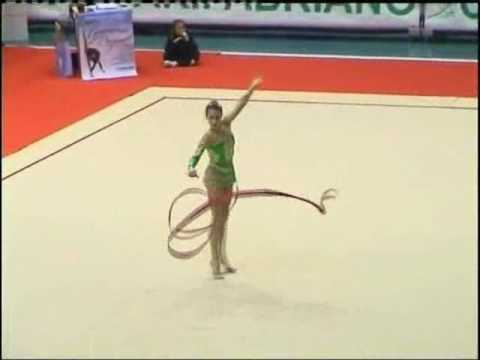 Chiara Ianni Ribbon Fabriano Serie A 2007