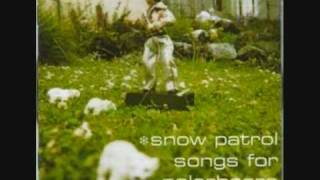 Watch Snow Patrol Holy Cow video