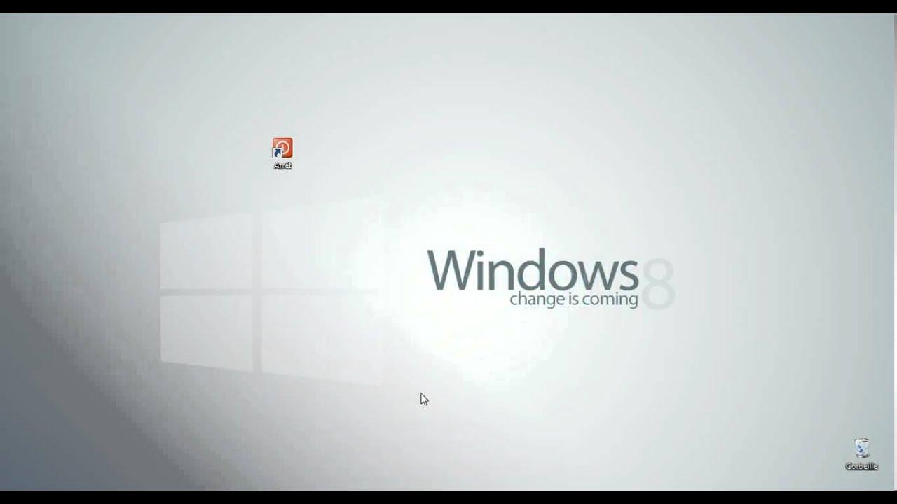 Mettre youtube sur le bureau mettre un gadget sur son cran de ordi bureau windows 7 youtube - Remettre corbeille sur bureau ...