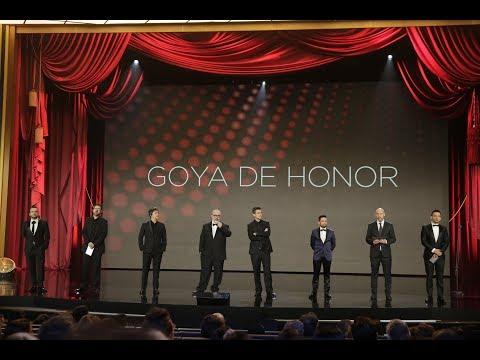 Homenaje a Chicho Ibáñez Serrador, Goya de Honor 2019