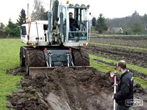 Berkhof&Middelaar sloot graven