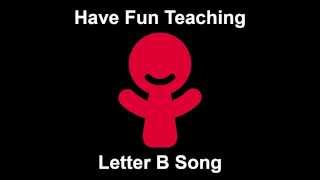 Letter B Song - Audio