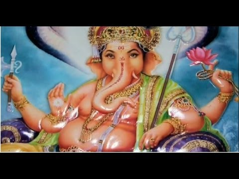 Vakratunda Mahakaya Shloka, 108 Names, Ganesha Invocation, Aahvanam, Stavana By Pandit Jasraj video