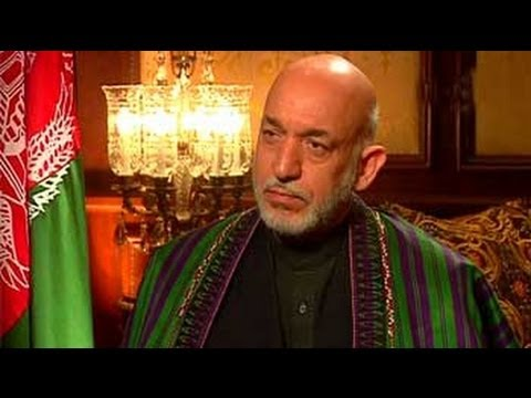 India a great security training ground: Hamid Karzai to NDTV