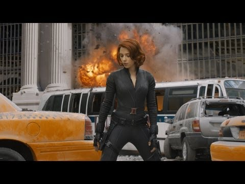 Marvel Los Vengadores Teaser Trailer Oficial Espa�ol - Marvels The Avengers - Chris Evans - Flixster Video