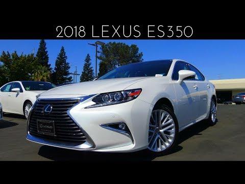 2018 Lexus ES350 Review & Test Drive 3.5 L V6