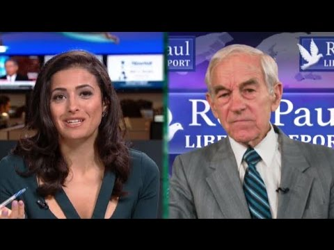 'I oppose today's so-called capitalism' ‒ Ron Paul on free-market economy