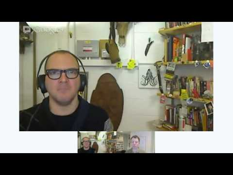 Cory Doctorow talking about Pirate Cinema, copyright and more
