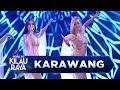 Asik Nih! Trio Macan Menyanyikan [JARAN GOYANG] - Road to Kilau Raya (183)