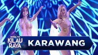 Asik Nih Trio Macan Menyanyikan Jaran Goyang Road To Kilau Raya 18 3
