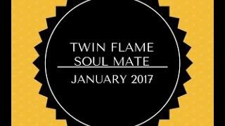 Aquarius Twin Flame Soul Mate Divine Love Reading January 2017