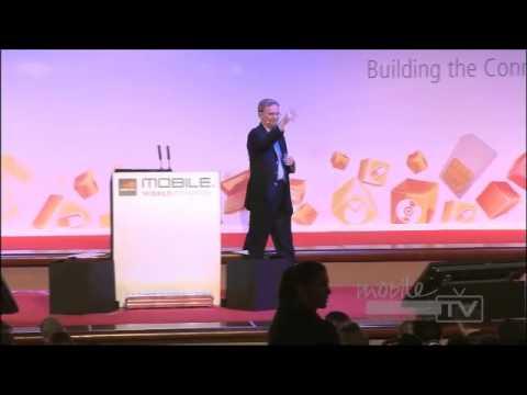 Eric Schmidt at Mobile World Congress 2012