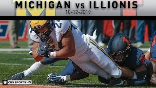 Michigan vs Illionis Breakdown: No.16 Wolverines needs late surge to beat Illinois | CBS Sports HQ