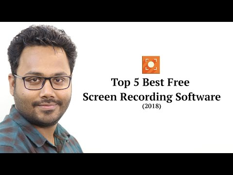Top 5 Best Free Screen Recording Software 2018 | Billi4You