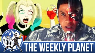 Justice League Controversy & Harley Quinn - The Weekly Planet Podcast