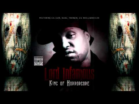 LORD INFAMOUS -  DARKNESS OF DA KUT (KING OF HORRORCORE) NEW*2012