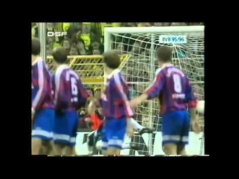 Borussia Dortmund 3-1 Bayern München (1996)
