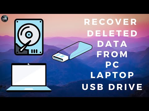 How to Recover Deleted Data from PC/Laptop/USB Drive streaming vf