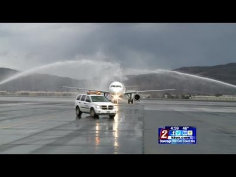 12/19 - 5pm - Reno Airport Now Offers Non-Stop Flights to Guadalajara