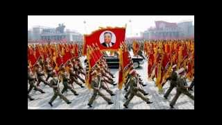 North Korean Song: Long live Generalissimo Kim Il Sung! - English