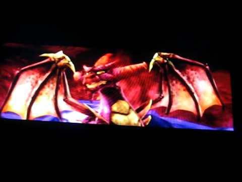 Spyro Dawn of the Dragon Ending