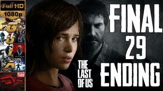 The Last Of Us Español - Final Español Ending PS3 Walkthrough Parte 29  Gameplay  The Last Of Us En Español 1080p PS3