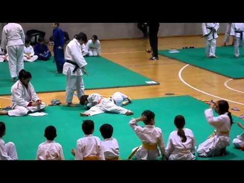 Judo For Africa 2012 – San Polo di Torrile – 1°Dicembre 2012 – Primo incontro Tommaso