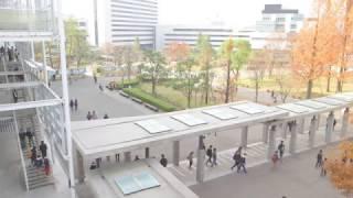 福岡大学CM動画【1日編】