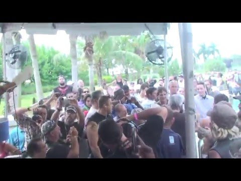 Wet T-shirt Contest-pt 2-tattoo Expo-ft. Lauderdale, Fl video