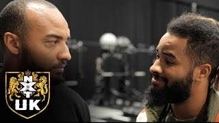 Oliver Carter agrees to partner with Ashton Smith: NXT UK Exclusive, Oct. 17, 2019